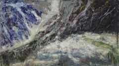 100x180 cm - TÜYB - 2011 - Kayan Dağ
