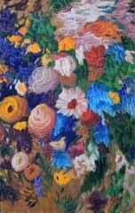 80x50 cm - TÜYB - 2014 - Benim Çiçeklerim-2