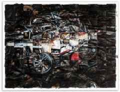 115x150 cm - Karışık Teknik - 2008 - oyun