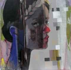 Hakan Eraslan - 'Untitled', 25x25 cm, Tüab, 2016