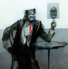 Ercan Ayçiçek - İsimsiz/Untitled, 70x70 cm, Tuvale akrilik boya/Acrylic on canvas, 2017