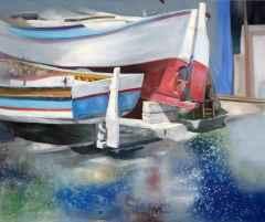 Ümit Türk - 126x150 cm - TÜYB - 2012