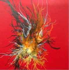 150x150 cm - TÜAB - 2008 - Hera