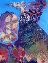 180x140 cm - TÜAB - 2012