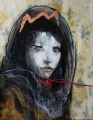 'McCurry'nin Kızı'<br />100x80 cm, TÜAB, 2015