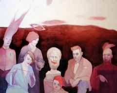 'Sebepsiz de Gülebilirsin', 80x100 cm, TÜAB, 2016