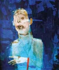 'Baş ağrısı', 60x50 cm, DÜAB, 2016
