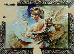 110x80 cm, TÜ Mozaik
