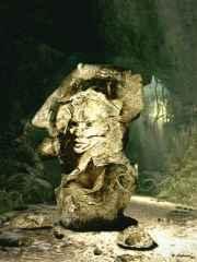 'Fosilleşmiş Bedenler' 90x120 cm, TÜKT