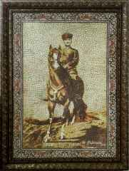 'Atatürk' 110x80 cm, TÜKT, 2014