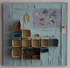42x42 cm - Seramik - 2011