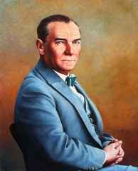 Atatürk-2, 61x46 cm TÜYB 2008