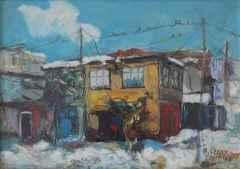 'İsimsiz'<br />30x42 cm, KÜYB, 2003
