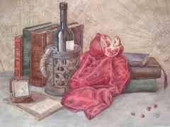 'Nothing is eternal 48x68 cm, watercolour, 2015
