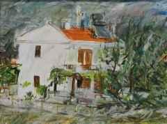 İsmail Altınok <br/> 60x80 cm, TÜYB, 1996