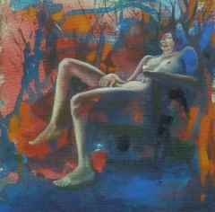 Ahmet Kolburan - 20x20 cm