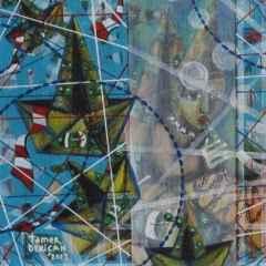 Tamer Derican - 20x20 cm