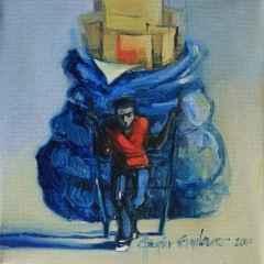 Özgür Eryılmaz - 20x20 cm - 2014