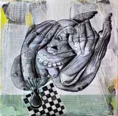 Erhan Lanpir - Ring - 20x20 cm