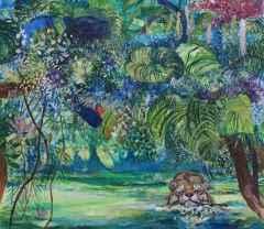 'Ormanın Ruhu'<br />150x170 cm, 2013