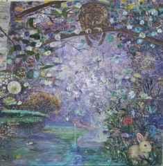 'Şifa-Healing'<br />150x150 cm, 2013