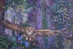 'Şaman 1'<br />80x120 cm, 2013