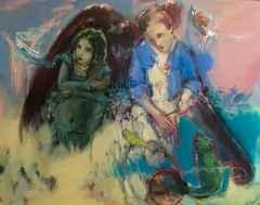 'Yokluk Tepesi'<br />72x96 cm, TÜYB, 2014