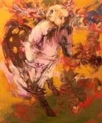 'Büyülü At',60x50 cm, TÜYB