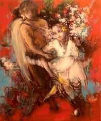 'Ariadne'ye Yardım',60x50 cm, TÜYB