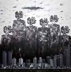 100x100 cm - TÜKT - 2010 - Hades Serisinden-X
