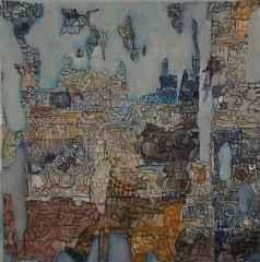 Binnur Yücebaş – 25x25 cm, TÜYB, 2015