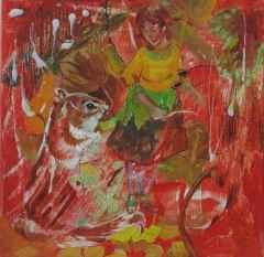 Yeliz Delice – 25x25 cm, TÜAB, 2015
