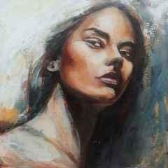 Feyza Soydan - 25x25 cm, TÜYB, 2016