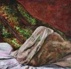 Parvin Dijazi - 25x25 cm, TÜYB, 2016