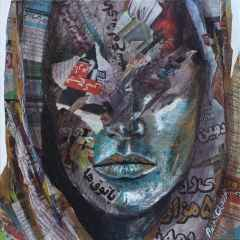 Parvin Ghorbanzadeh Dizaji - 'Bende Burdayım', TÜYB, 2017