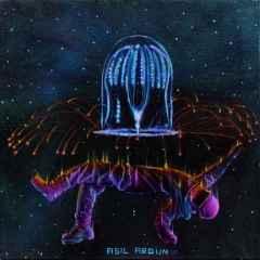 Asil Argun - 'metamorfoz' 25x25 cm, TÜYB, 2017