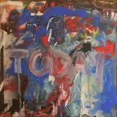 Yağmur Turan - 'Today' 25x25 cm, TÜKT, 2017