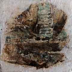 Emine Bıyıklı - 25x25 cm, TÜKT, 2018
